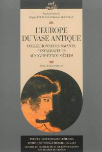 L'Europe du vase antique