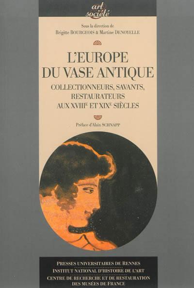 L'Europe du vase antique