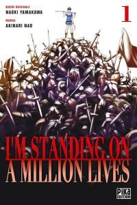I'm standing on a million lives. Vol. 1