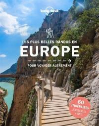 Les plus belles randonnées en Europe