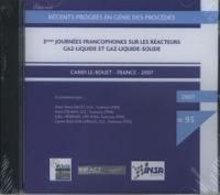 5èmes journées francophones sur les réacteurs gaz-liquide et gaz-liquide-solide, Carry-le-Rouet (France), 12-15 juin 2007