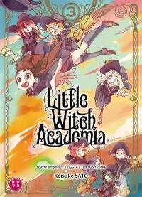 Little witch academia. Volume 3,