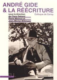 André Gide et la réécriture