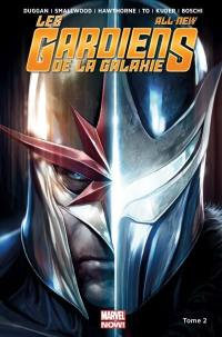 All-New Les gardiens de la galaxie. Volume 2,