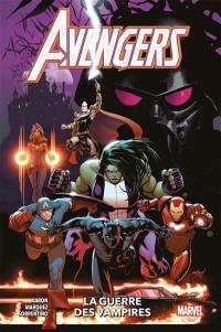 Avengers. Volume 3, La guerre des vampires