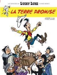 Les aventures de Lucky Luke d'après Morris. Volume 7, La terre promise