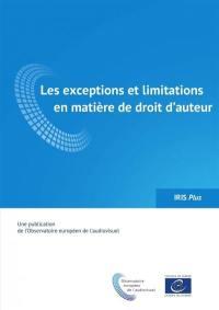 IRIS plus. n° 1 (2017), Les exceptions et limitations en matière de droit d'auteur