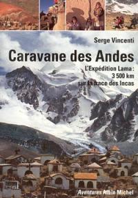 Caravane des Andes