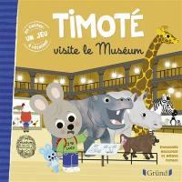Timoté visite le Muséum