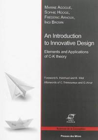 An introduction to innovative design