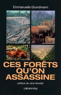 Ces forêts qu'on assassine