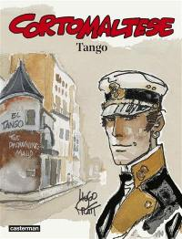 Corto Maltese. Volume 10, Tango