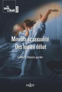 Mineurs et sexualité