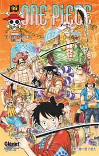 One Piece. Volume 96, Bouillir, tel est le propre du Oden