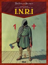 INRI. Volume 1, Le suaire