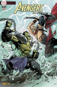 Marvel legacy : Avengers extra. n° 2, Retour sur la planète Hulk