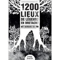 1.200 lieux de légende en Bretagne
