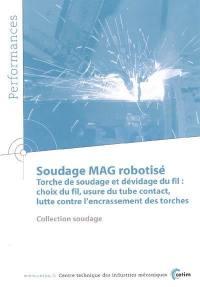 Soudage MAG robotisé