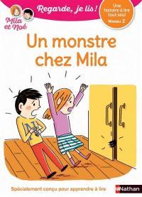 Un monstre chez Mila