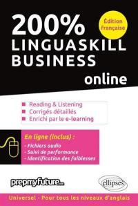 200 % Linguaskill business