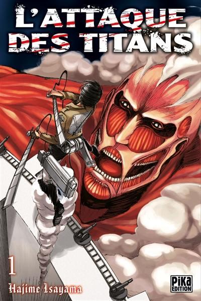 L'attaque des titans. Vol. 1