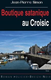 Boutique satanique au Croisic