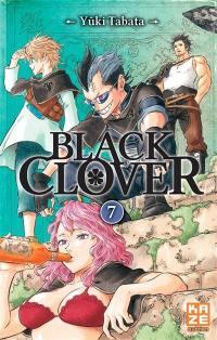 Black Clover. Volume 7, L'assemblée des capitaines