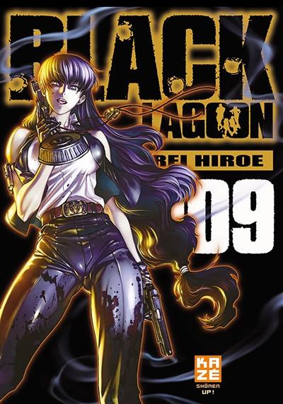 Black lagoon. Volume 9,