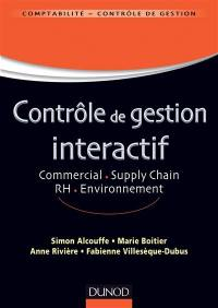 Contrôle de gestion interactif