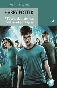 Harry Potter à l'école des sciences morales et politiques