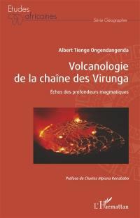Volcanologie de la chaîne des Virunga