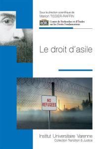 Le droit d'asile