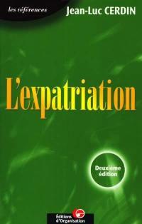 L'expatriation