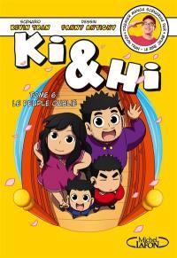 Ki & Hi. Volume 6, Le peuple oublié