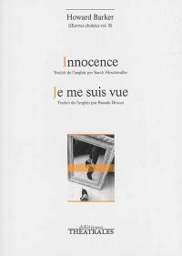 Oeuvres choisies. Volume 9, Innocence