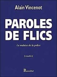 Paroles de flic