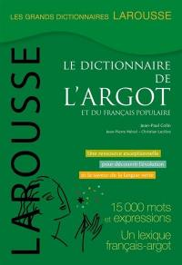 Argot & français populaire