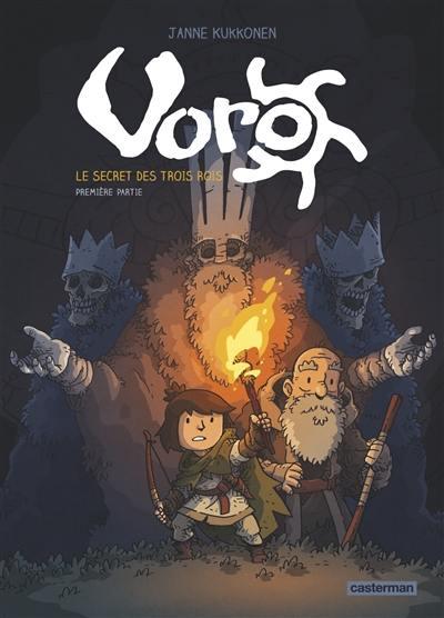 Voro. Volume 1, L'urne