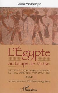 L'Egypte au temps de Moïse