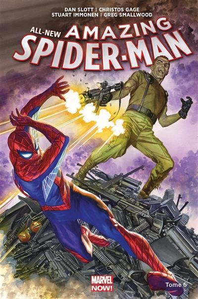 All-new Amazing Spider-Man. Volume 6, L'identité Osborn