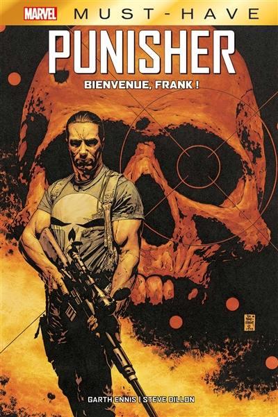 The Punisher, Bienvenue, Frank !