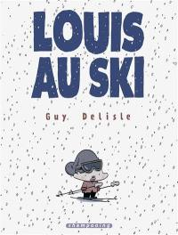 Louis au ski