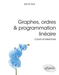 Graphes, ordres & programmation linéaire
