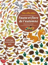 Faune et flore de l'automne