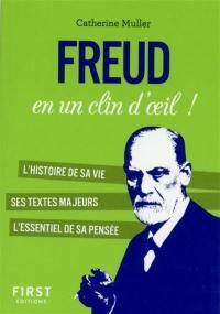 Freud en un clin d'oeil !