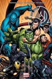 New Avengers. Volume 4, Un monde parfait