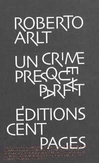 Un crime presque parfait