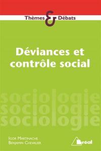 Déviances et contrôle social