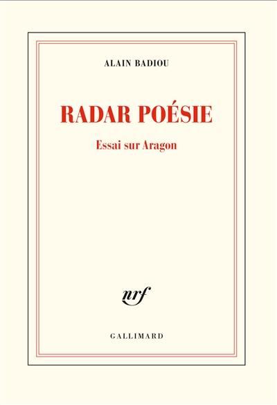 Radar poésie