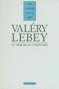 Au miroir de l'histoire, choix de lettres 1895-1938
